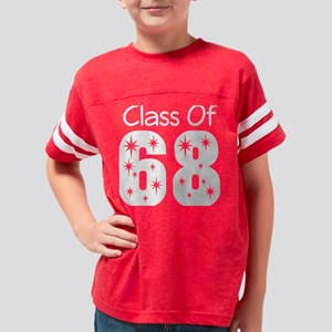 Class of 1968 Dark Youth Football Shirt