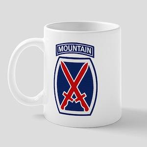 10th Mountain Division Mug