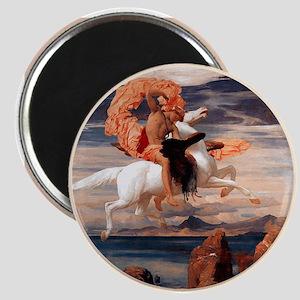 """""""Perseus on Pegasus"""" Magnet"""