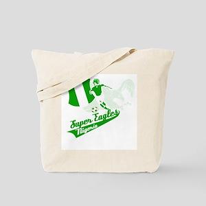 Nigerian Super Eagles Tote Bag