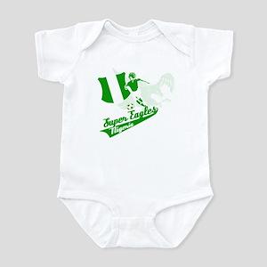 Nigerian Super Eagles Infant Bodysuit