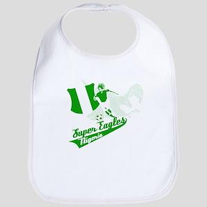 Nigerian Super Eagles Bib