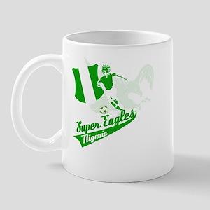 Nigerian Super Eagles Mug