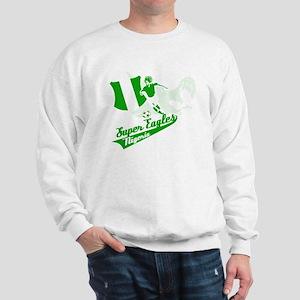 Nigerian Super Eagles Sweatshirt