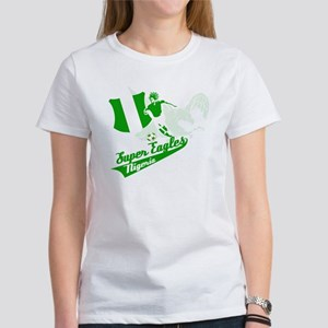 Nigerian Super Eagles Women's T-Shirt