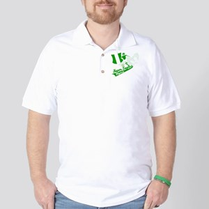 Nigerian Super Eagles Golf Shirt