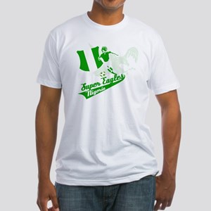Nigerian Super Eagles Fitted T-Shirt