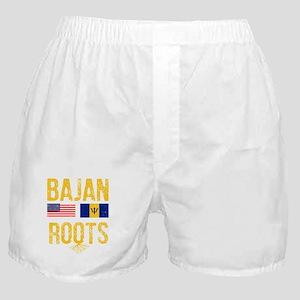 Bajan Boxer Shorts