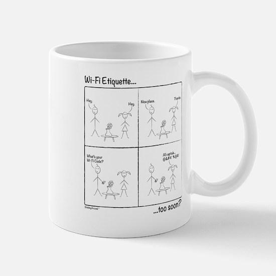Cute Geeky Mug