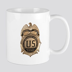 dea badge Mugs