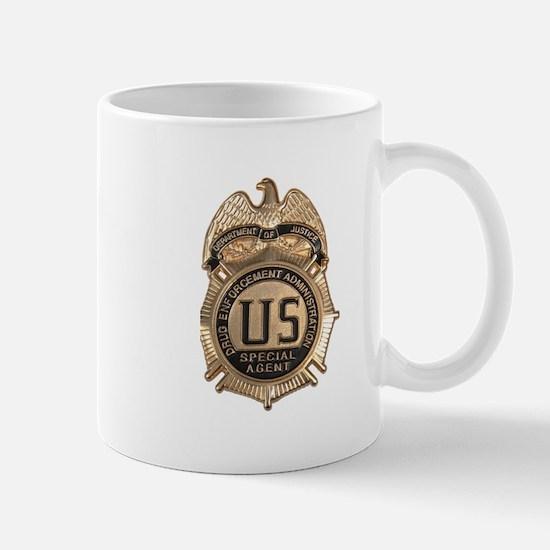 dea badge Mugs