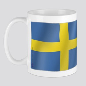 Pure Flag of Sweden Mug