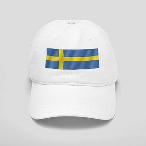 Pure Flag of Sweden Cap