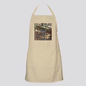 tufted titmouse BBQ Apron