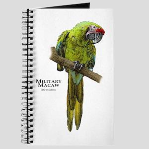Military Macaw Journal