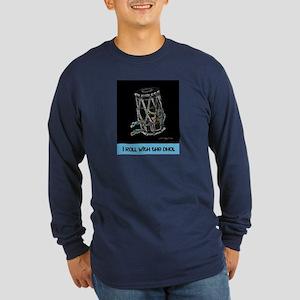 BHANGRA Long Sleeve Dark T-Shirt
