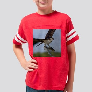 Showing Off Youth Football Shirt
