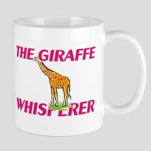 The Giraffe Whisperer Mugs