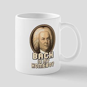 Bach is my Homeboy Mug