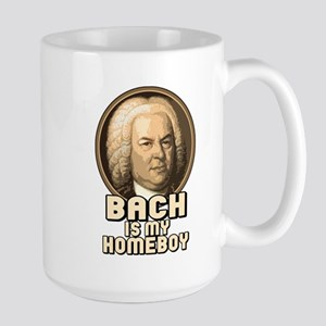 Bach is my Homeboy Large Mug
