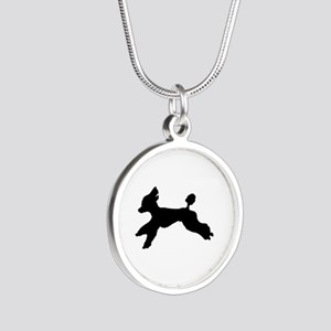 Standard Poodle Running Necklaces