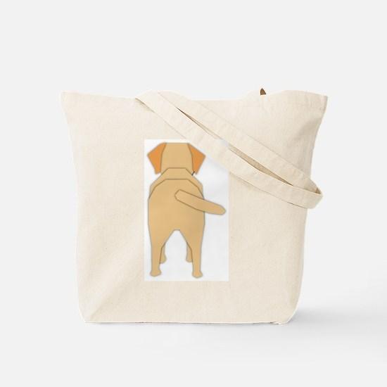 Retriever! Tote Bag