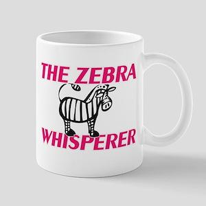 The Zebra Whisperer Mugs