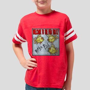 3 ROTTEN Youth Football Shirt