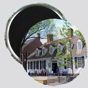 RALIGH TAVERN COLONIAL WILLIAMSBURG Magnet