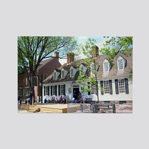 RALIGH TAVERN COLONIAL WILLIAMSBU Rectangle Magnet