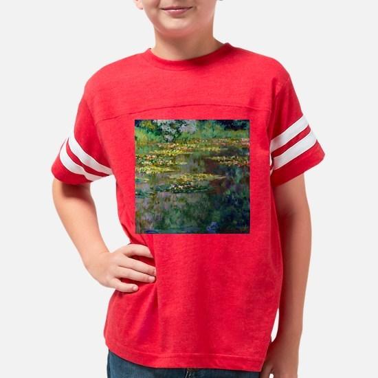 Shower Monet Le Bassin Youth Football Shirt