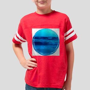 Breaking Waves Redone edge Youth Football Shirt