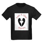 Luv A Chin Kids T-Shirt(dark)