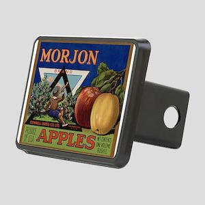 Vintage Fruit Vegetable Crate Label Hitch Cover