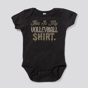 This Is My Volleyball Shirt Body Suit