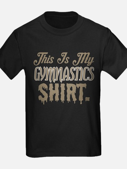 This Is My Gymnastics Shirt T-Shirt