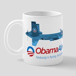 Obama Airways Mugs