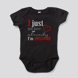 AlreadyAwesome Baby Bodysuit