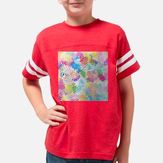 558 blossom pillow Youth Football Shirt