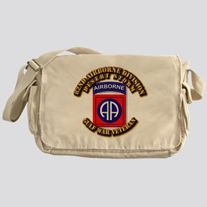 Army - DS - 82nd ABN DIV - DS Messenger Bag