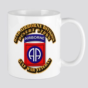 Army - DS - 82nd ABN DIV - DS Mug