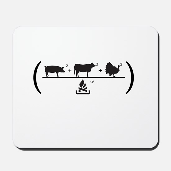 Meatfest Mousepad