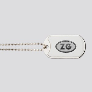 ZG Metal Dog Tags