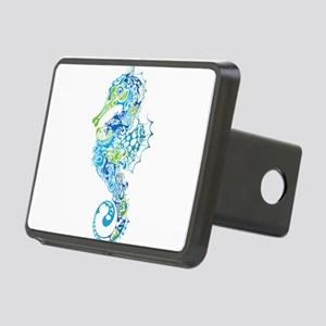 Fancy Seahorse Hitch Cover