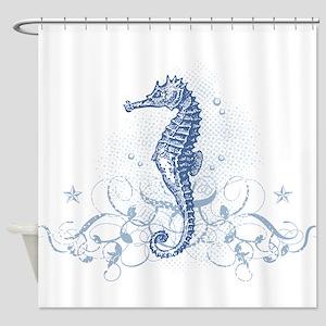 Seahorse Bed Bath Cafepress