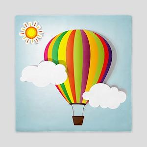 Hot Air Balloon Queen Duvet