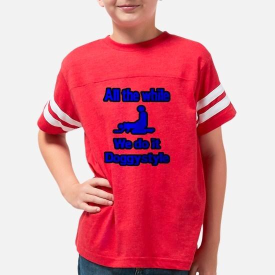doggystyle Youth Football Shirt