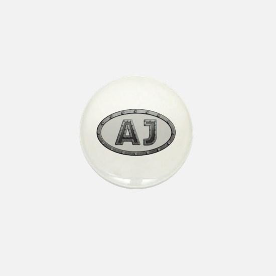 AJ Metal Mini Button