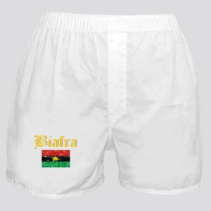 Biafra Flag Boxer Shorts