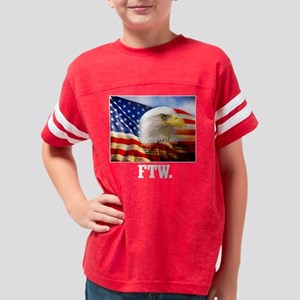 America FTW Youth Football Shirt